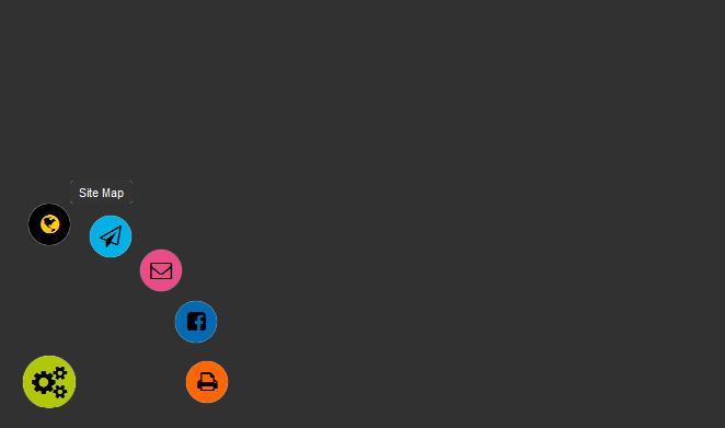 Preview image of The Bubble Menu Pro plugin for creating the original menu