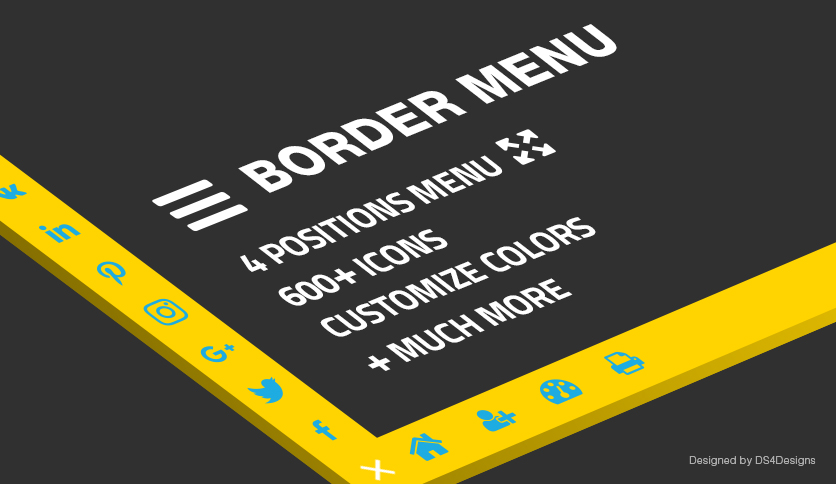 Preview image of Border Menu Pro