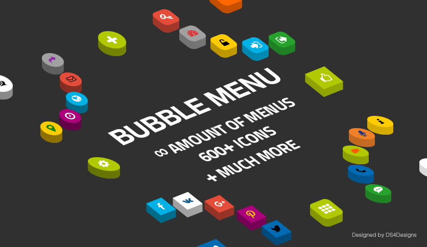 Preview image of Bubble Menu Pro